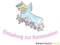 Einladungskarten Zur Kommunion 10 ECards. Card Rate. Einladungskarte  Kommunion Kostenlos