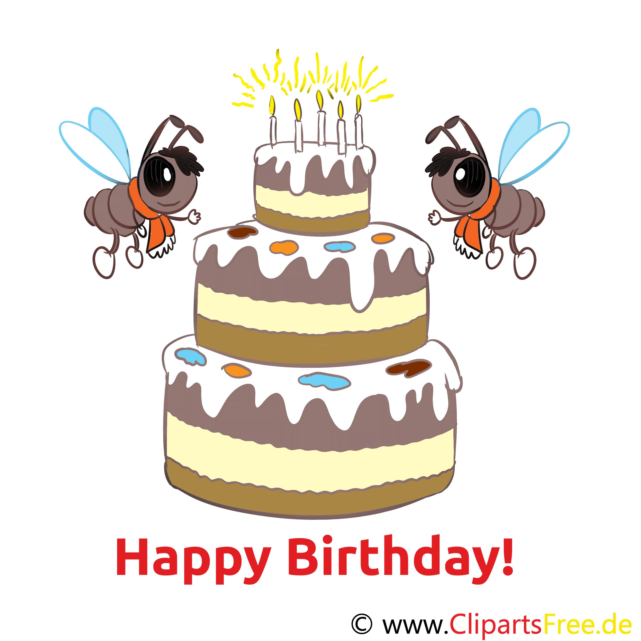 Happy Birthday ECard Gratis Zum Verschicken
