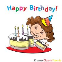 Kostenlose Geburtstagskarte Zum Kindergeburtstag Als ECard Verschicken