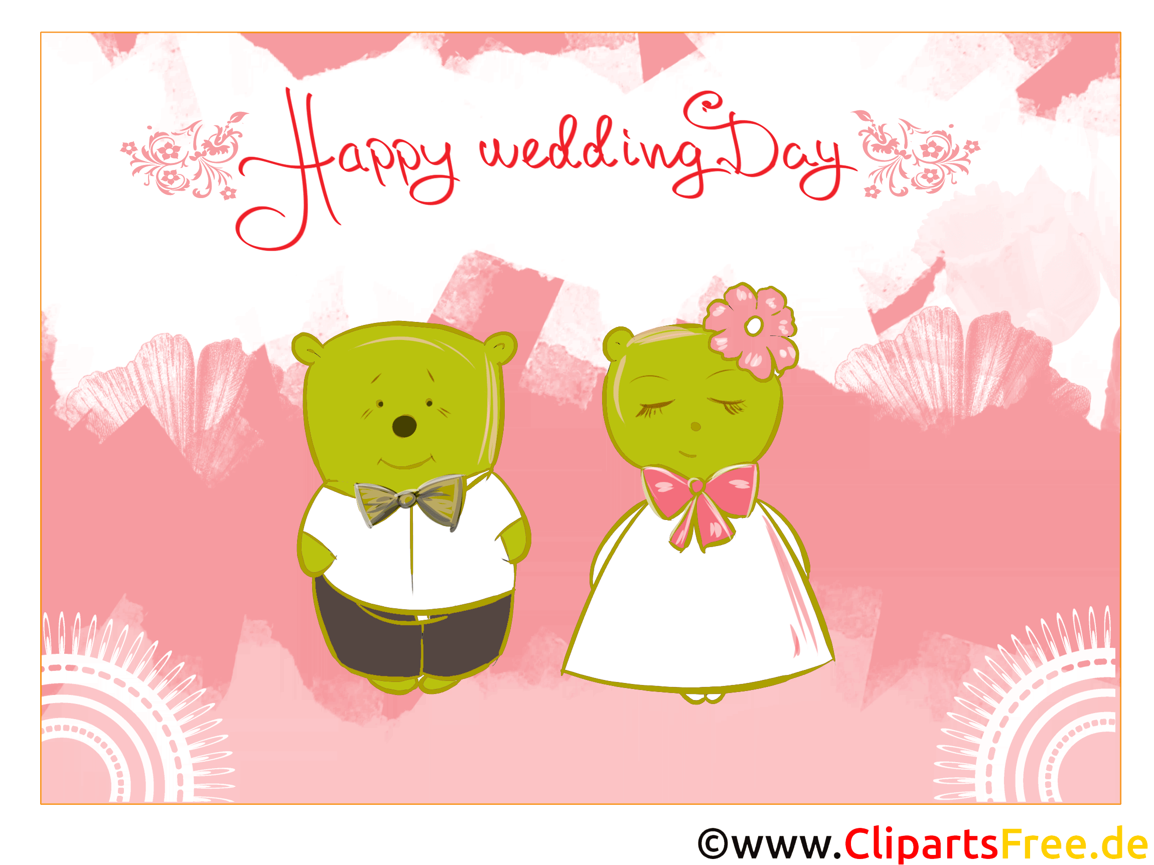 Ecards Zum Hochzeitstag Kostenlos Per Mail Verschicken Wedding