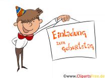 Einladung Zum Geburtstag E Card Kostenlos