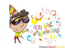 Einladungskarten Geburtstag 30 Als ECards
