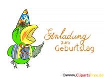 Einladungskarten Geburtstag 40 Als ECards Verschicken