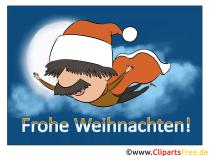 Frohe weihnachten w nsche lustig weihnachtsgru karten for Digitale weihnachtskarten gratis