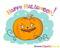 Gratis Halloween Grusskarten online versenden