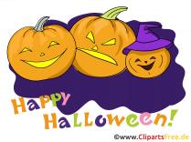 Stuur gratis Halloween-wenskaarten online