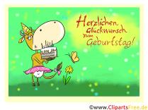 Kindergeburtstag Grusskarten Gluckwunsche E Karten Gluckwunschkarten