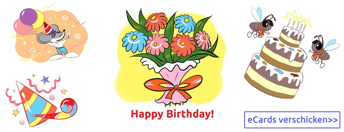 I Love Lucy Birthday ECards Grusskarten Gluckwunschkarten Kostenlos Online Zum Versenden